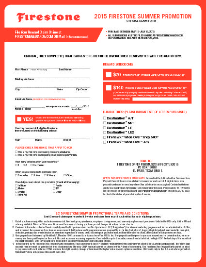 Firestone oil change coupon march 2018